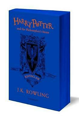 Harry Potter and the Philosopher's Stone - Ravenclaw Edition by J.K. Rowling Pap