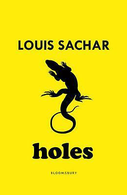 Holes by Louis Sachar Paperback Book Free Shipping!