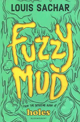 Fuzzy Mud by Louis Sachar Paperback Book Free Shipping!