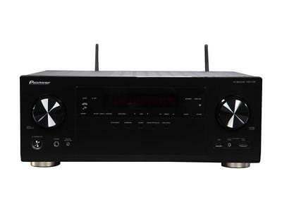 Pioneer VSX-1131 7.2-Channel AV Receiver with MCACC, Built-in Bluetooth and Wi-F