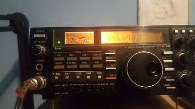 Icom 275H  Vhf Radio All Mode