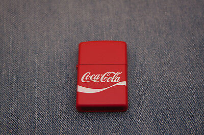 zippo Coca-Cola lighter rare Limited Edition NEW, NEVER FIRED