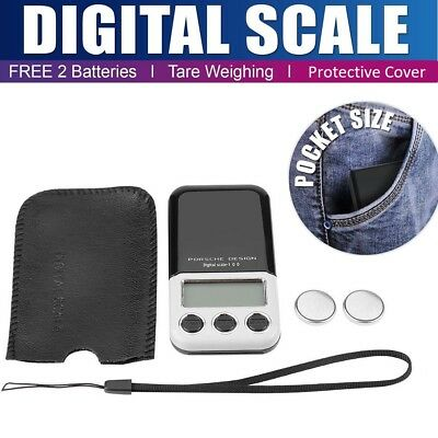 0.01G-600G Digital Weighing Scales Pocket Grams Small Kitchen Gold Jewellery