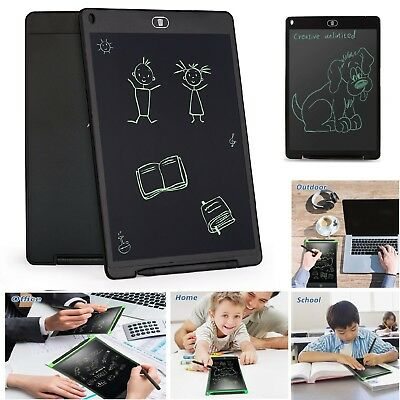 8.5/10 Inches Electronic Smart Digital Writing Graphic Notepad LCD Screen Tablet