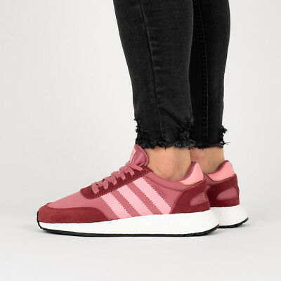 new product e9a3c c8f16 Scarpe Donna Sneakers Adidas Originals I-5923 Iniki Runner D97352