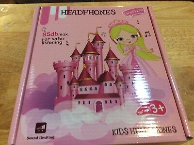 OneOdio Kids Safe Headphones - 85dB Volume Limited Headsets for Kids, Durable,