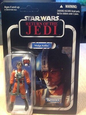 Wedge Antilles, Star Wars, VC 28, The Vintage Collection, TVC
