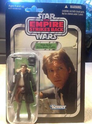 Han Solo (Echo Base Outfit), Star Wars, VC 03, The Vintage Collection, TVC