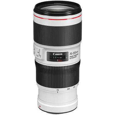 Canon EF 70-200mm f/4L IS II USM Full-Frame Format Lens #2309C002