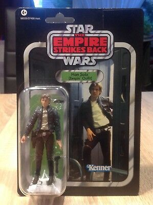 Han Solo (Bespin Outfit), Star Wars, VC 50, The Vintage Collection, TVC