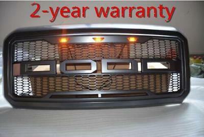 LED Light 2011-2016 Ford F250 F350 F450 SD Raptor Grille Direct Replacement