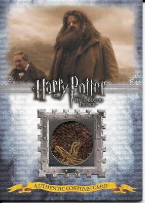Harry Potter HALF BLOOD PRINCE C4 RUBEUS HAGRID Costume Card #094/490