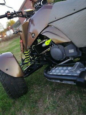 Bashan BS300 Quad