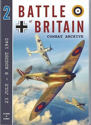 Wing Leader Battle Of Britain N°2 By Simon W Parry