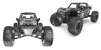 New Redcat Racing Camo X4 1/10 Scale Brushless Electric Rock Racer