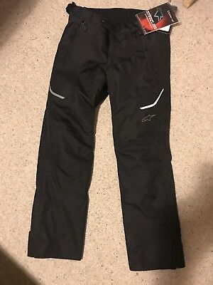 Alpinestars Andes Drystar V2 Motorcycle Trousers Size L BNWT