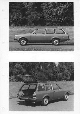 1968 Opel Kadett Caravan L ORIGINAL Factory Photo oac0775