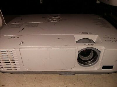 NEC NP-M311X LCD Projector 3100 Lm 1080i/p HDMI w/ 2600 hours used