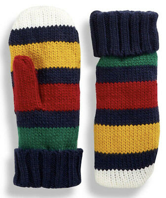 Hudson's Bay Company Collection HBC Canada Multi Stripes Mittens adult