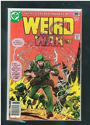 Weird War Tales #64 NM- 9.2 High Grade 1st Frank Miller  Unlimited $6 Shipping