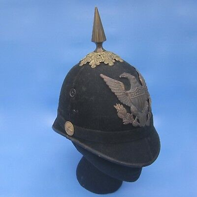 US Military Dress Hat with Pickelhaube Spike ~ Indian Wars, Personalized