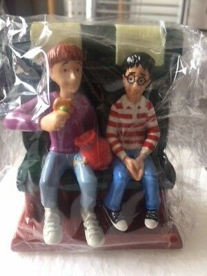 """Royal Doulton Harry Potter """"The Friendship Begins"""" Limited Edition Number- 0957"""