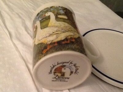 Dunoon mug Ennerdale, designed by jack Dadd stoneware made in Scotland.Farm supr