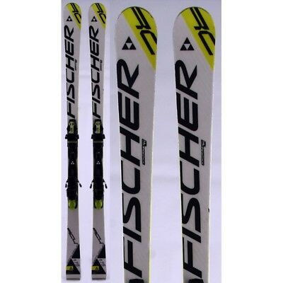 Ski occasion Fischer RC4 World Cup pro + fixation
