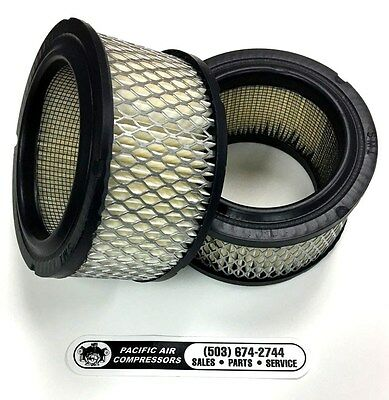 Saylor Beall A424 Oem Paper Air Filter Element Replacment (2 Pack)