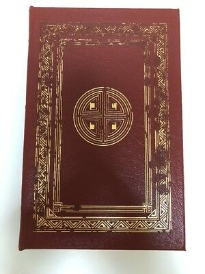 Easton Press The Good Earth Pearl S. Buck leather collector's edition