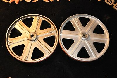 """Delta Rockwell 14"""" Band Saw  wheels"""