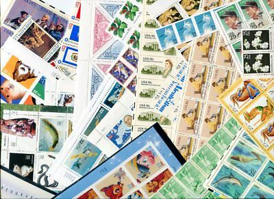 Mint 50 cent 3 stamp-combo rate discount postage x100 =$50 FV at 1/3rd OFF cheap
