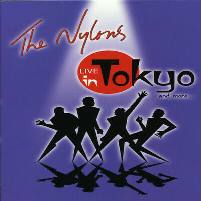 Nylons - Live In Tokyo & More New Dvd