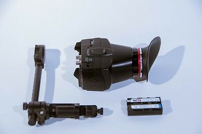 Alphatron Electronic Viewfinder with Bracket
