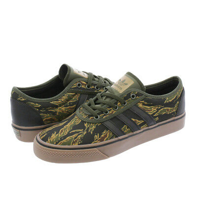 finest selection c9fd9 2aec8 Adidas Adi Ease Camouflage Canvas Trainers b27793 Mens Multiple Sizes NWT