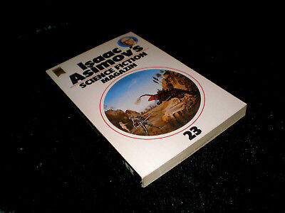 Isaac Asimov's Science Fiction Magazin Nr. 23, Taschenbuch