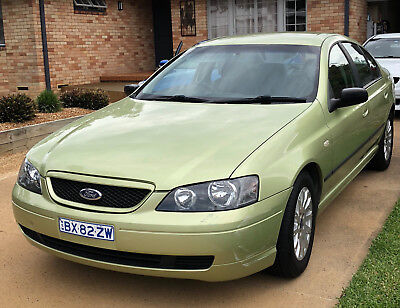 2005 Ford Falcon Sedan Automatic 125,000 kms, Cruise, Air, Mags,1 Family Owner!