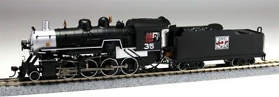 Bachmann 51316 HO Western Pacific 2-8-0 Consolidation Steam Locomotive w/DCC #35