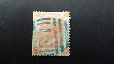 Stamps Hong Kong Queen Victoria 1863 30 cent Used