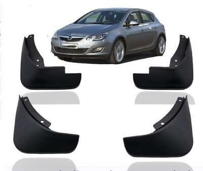 New Set Splash Guards Mud Flaps Mud Guards For 2009-2016 Opel Vauxhall Astra J