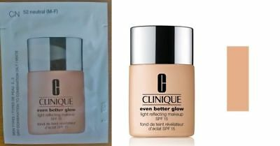 CLINIQUE EVEN BETTER GLOW 20 CAMPIONCINI x 1 ML NOVITA !