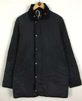 Men's Barbour Quilted Jacket / Medium / Country / Outdoor / Polar Quilt