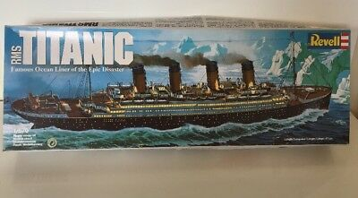 RMS Titanic Revell 1/520 Famous Ocean Liner of the Epic Disaster in Ovp