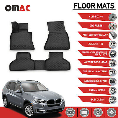 TRUNK CARGO FLOOR TRAY BOOT LINER PAD MAT for BMW X6 X 6 E71 2008-2019 BRAND NEW