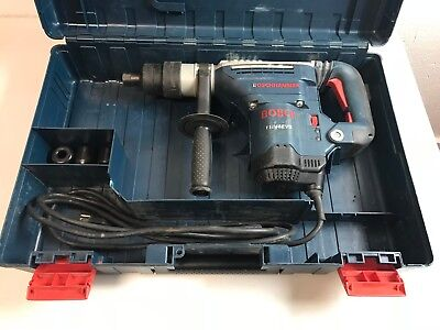 Bosch 11248EVS 1-9/16-Inch 11 Amp SDS-Max Combination Hammer Drill