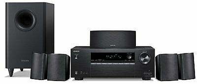 Onkyo HT-S3900 Surround Sound Systems 5.2 Channel Home Theater Package