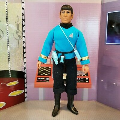 Mego Star Trek Commander Spock Action figure