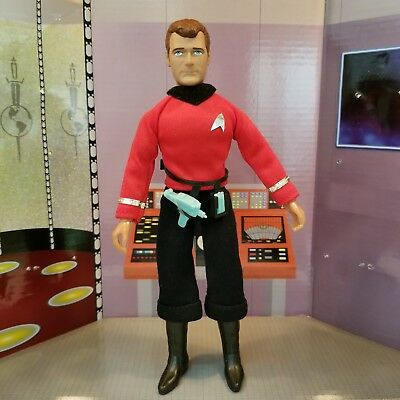 Custom Mego Star Trek Lt. Leslie Action figure