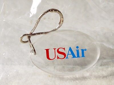 Vintage US Air Airways Airline Key chain - New