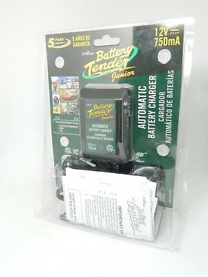 Deltran Battery Tender Junior 12V Maintainer Charger 021-0123 Open Pck